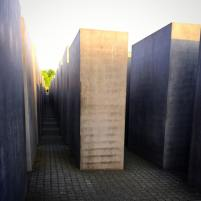 Field of Stelae, designed by Peter Eisenman.