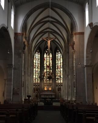 Saint Ursula's Basilica