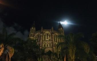 Brisbane moon.